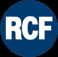 RCF Speakers Logo